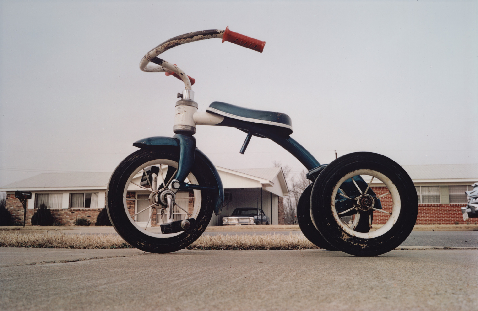 William Eggleston. Memphis. c. 1969
