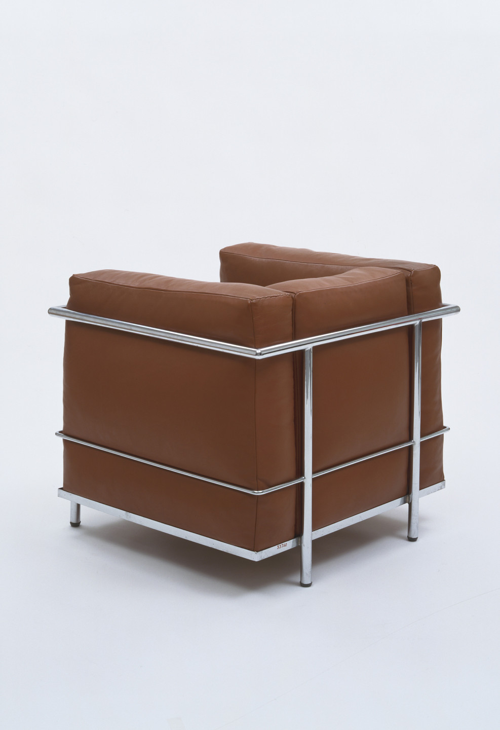 Le Corbusier (Charles-Édouard Jeanneret), Pierre Jeanneret, Charlotte Perriand. Easy Chair (Fauteuil Grand Confort). Designed 1928 (this example 1959)