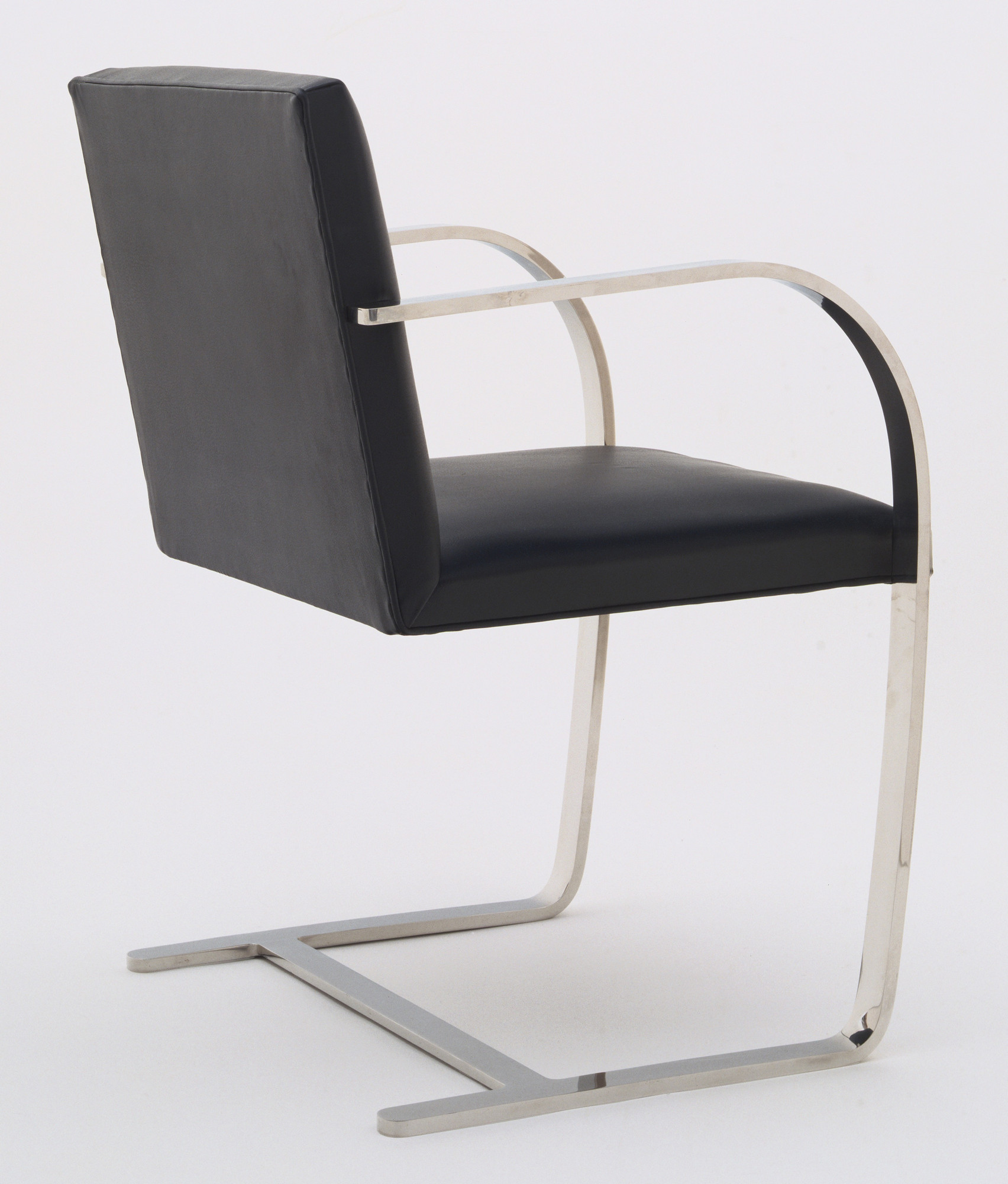 Brno chair tubular - Brno Chair Designed 1929 30 This Example Ca 1970 Moma