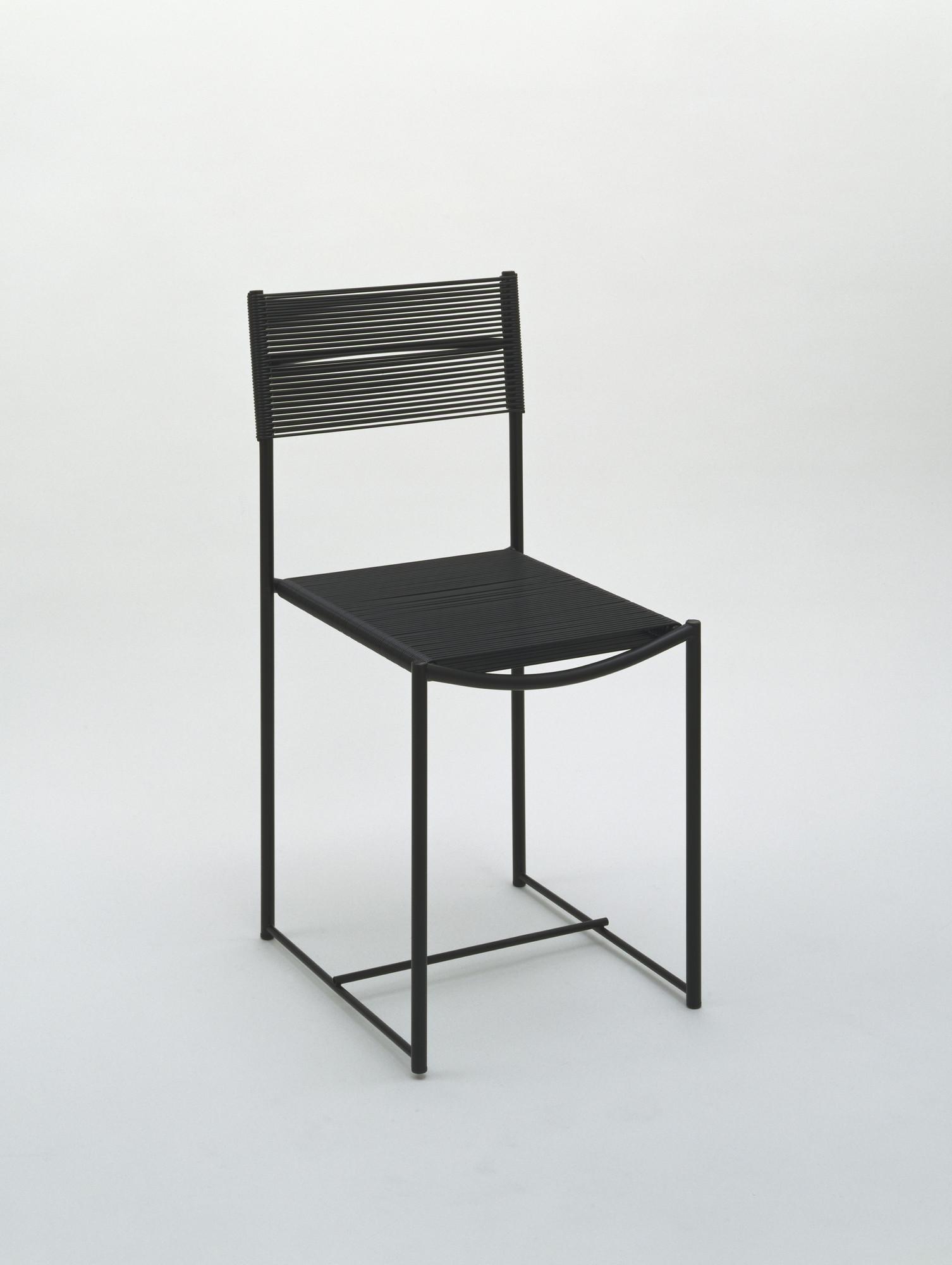 Spaghetti Chair Giandomenico Belotti.Giandomenico Belotti Spaghetti Side Chair 1960 Moma