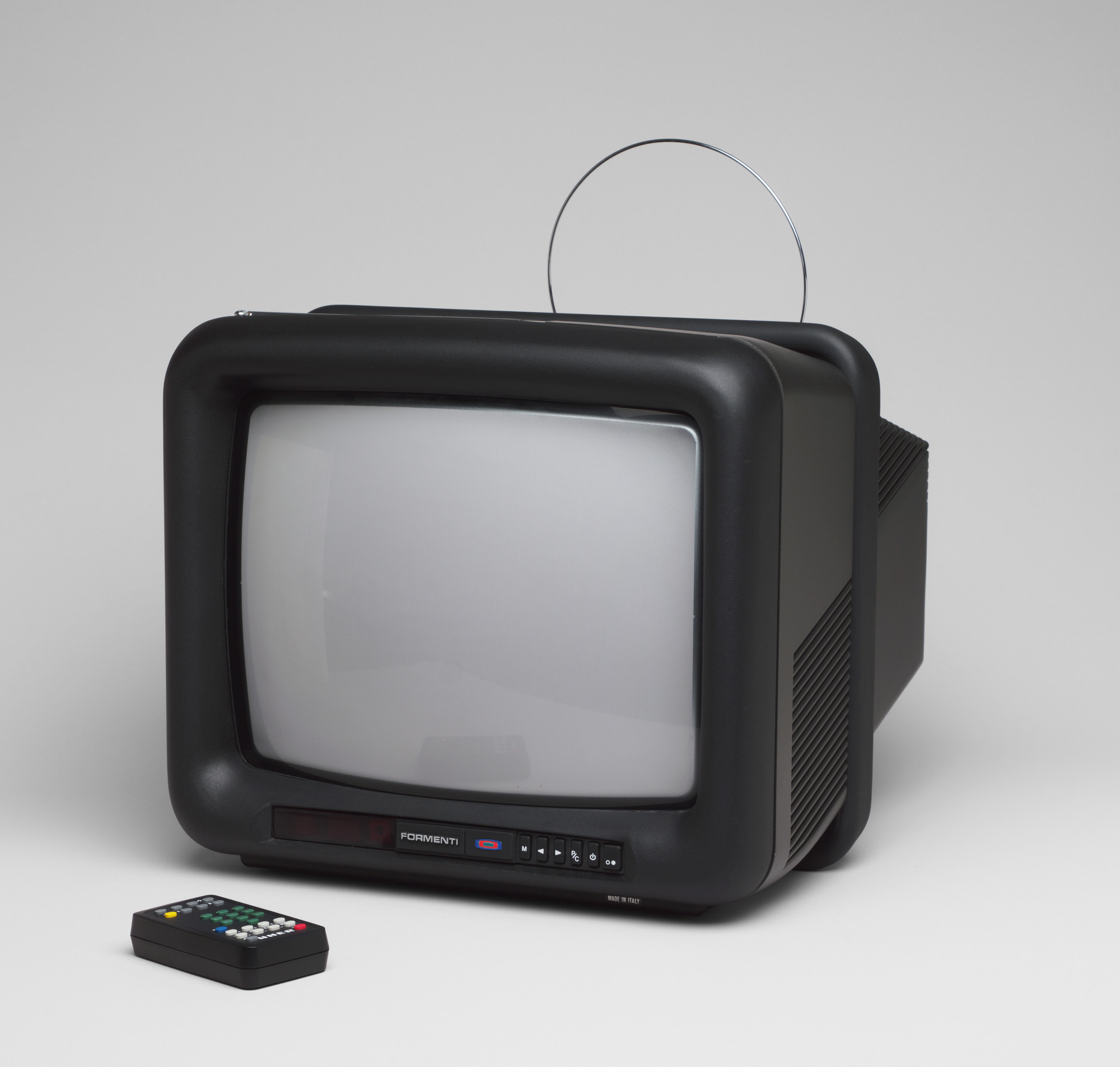Centrokappa Design and Communication. Color Television. 1980