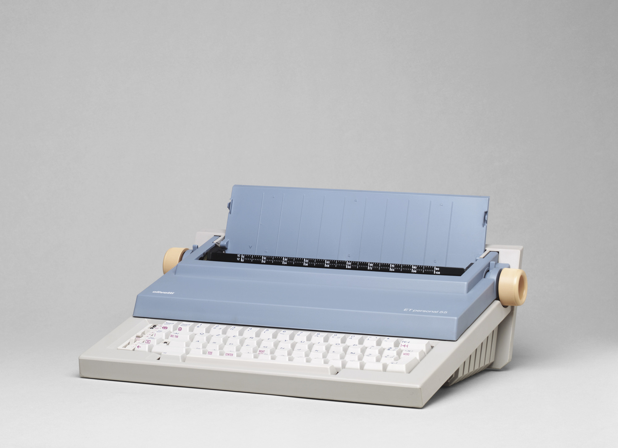 Mario Bellini. ETP 55 Portable Typewriter. 1985-86