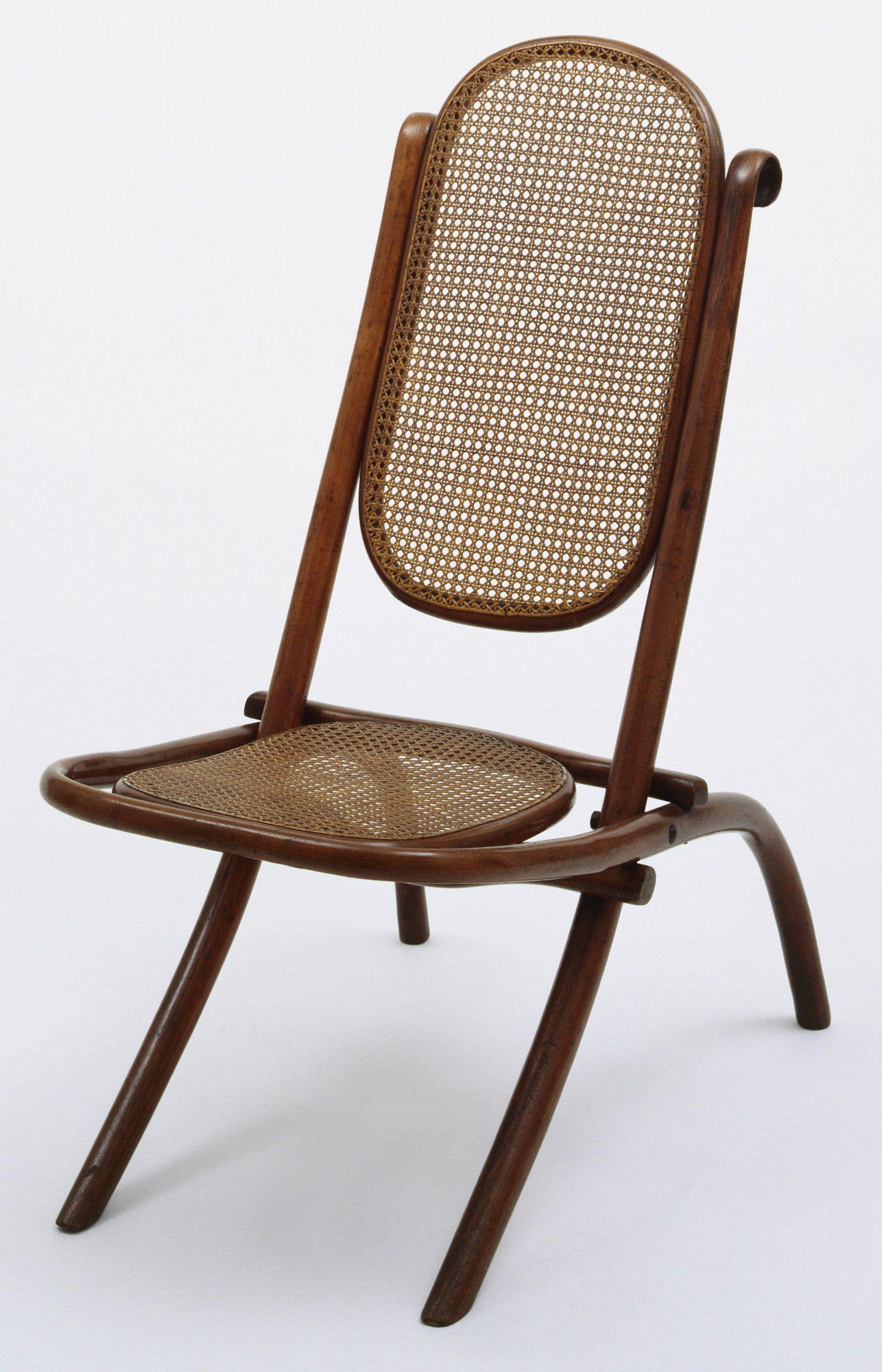 Michael Thonet. Folding Deck Chair. 1866