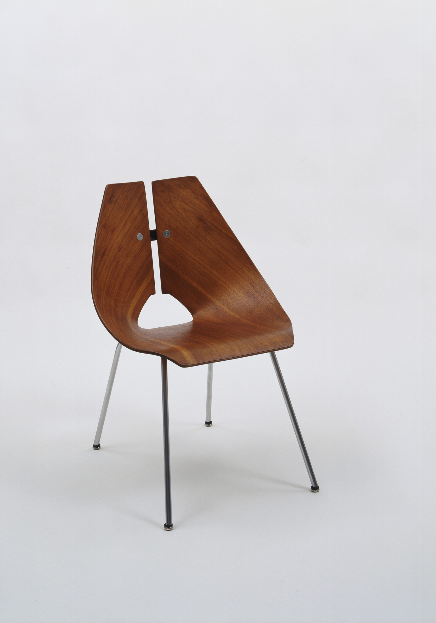 Ray Komai. Side Chair (Exhibited in the US Pavilion in the 1951 Milan Triennale). 1949