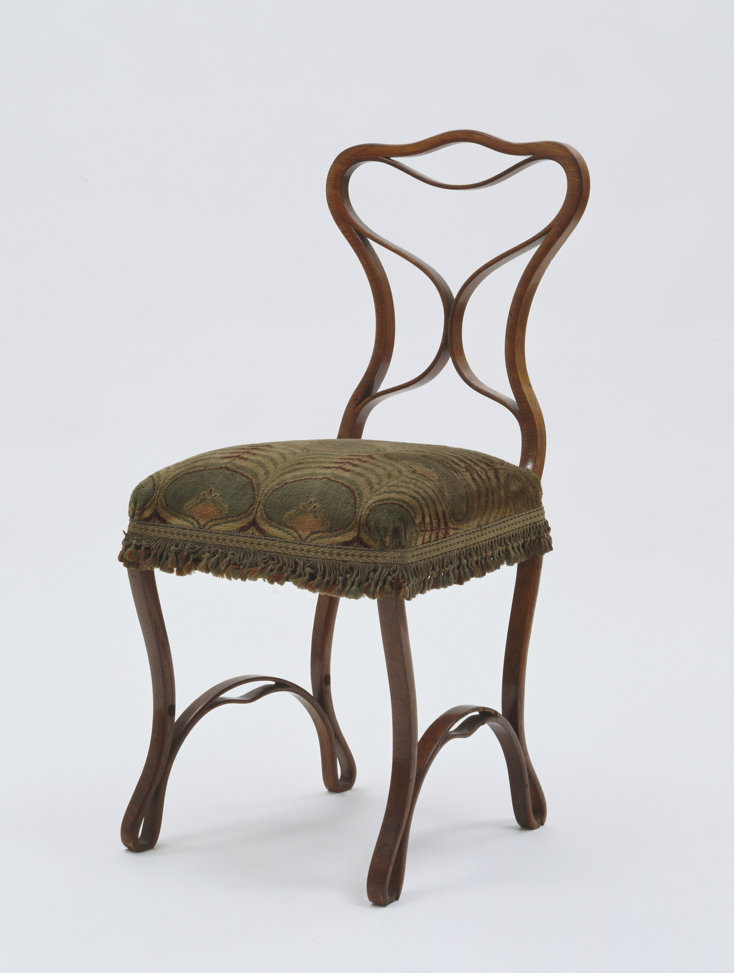 Michael Thonet. Side Chair. c. 1840-42