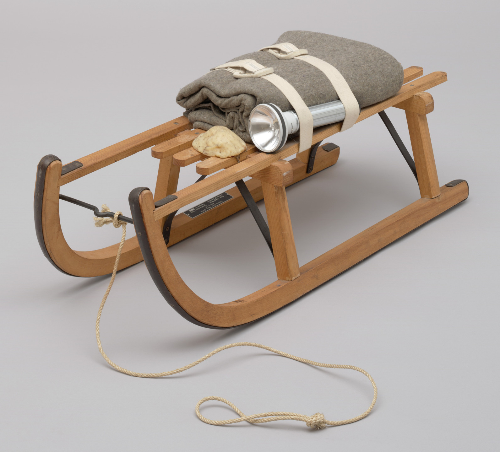 Joseph Beuys. The Sled. 1969