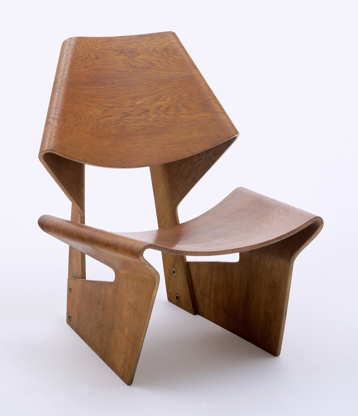 Grete Jalk. Lounge Chair. 1963