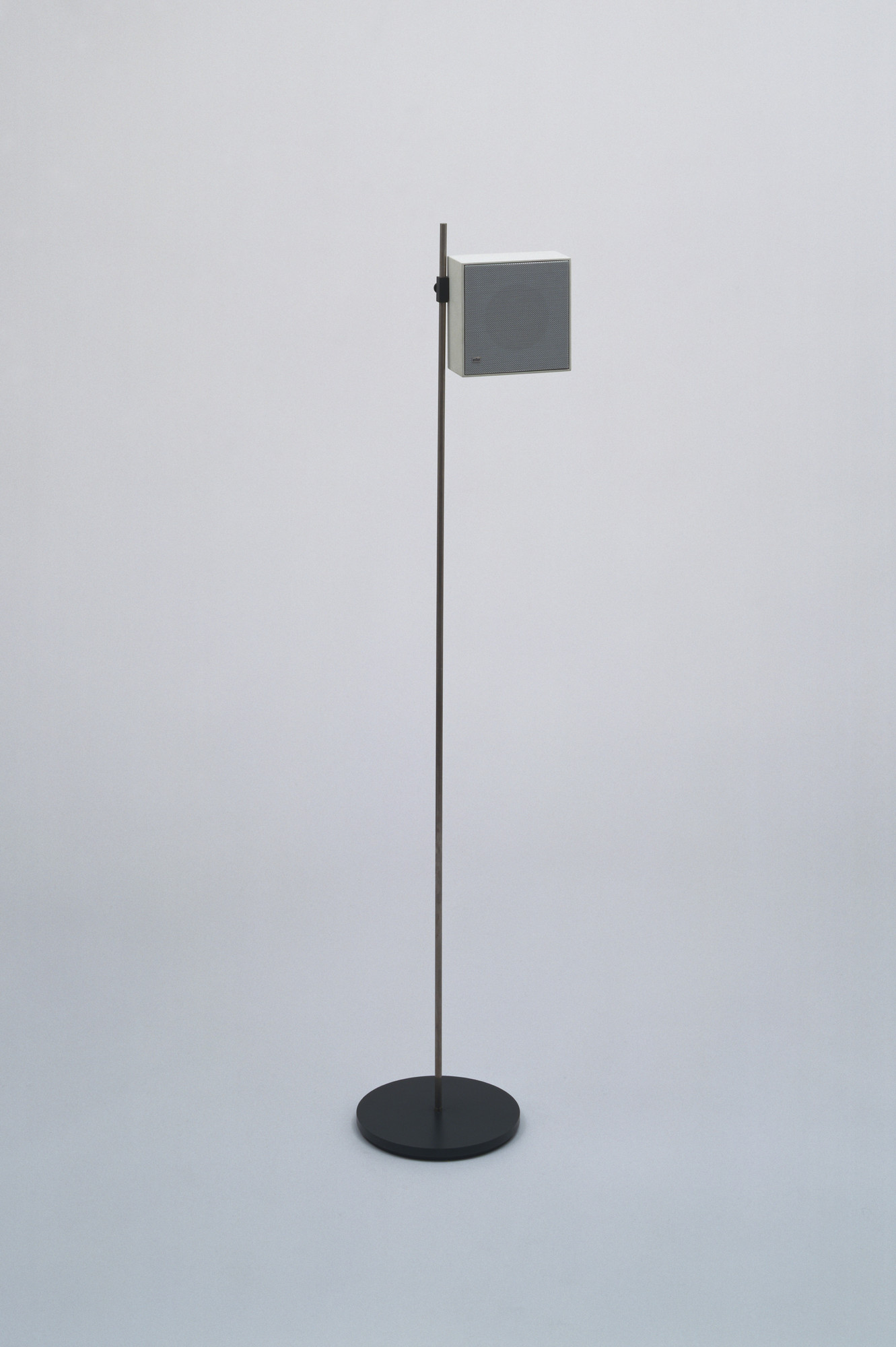 Dieter Rams. Speaker with Stand (model L 02). 1958