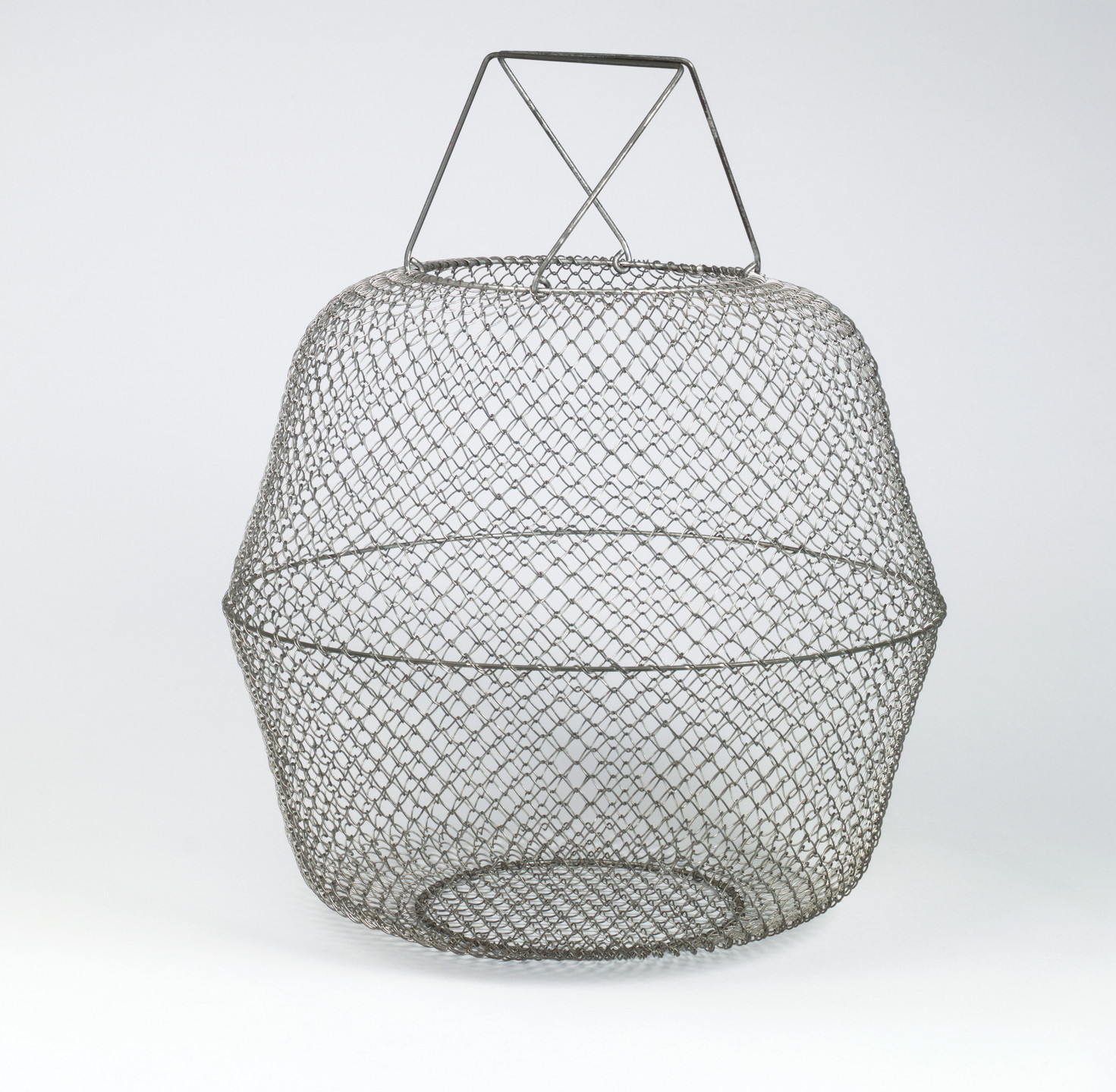 Unknown Designer. Collapsible Salad Basket. c.1953