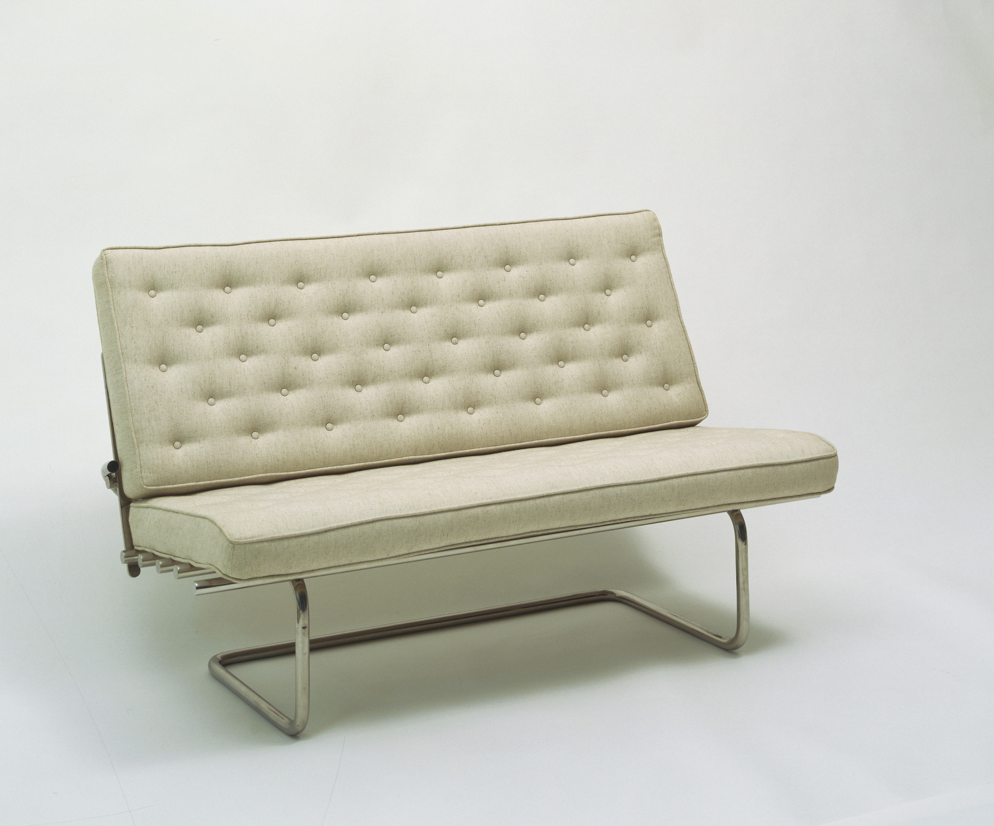 Marcel Breuer. Couch. Designed 1930–1931 (this example 1981)