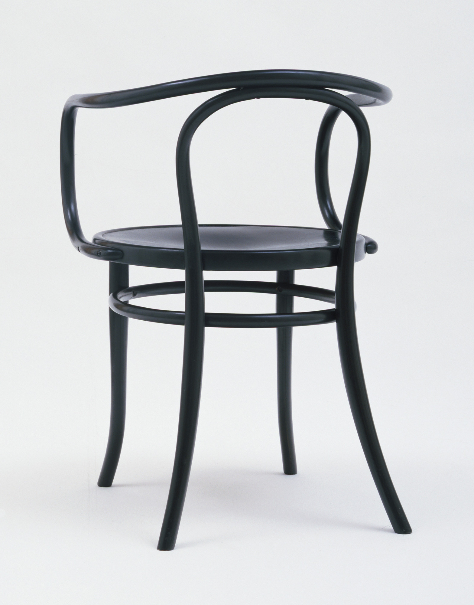 Gebrüder Thonet, company design. Armchair (model 6009 later B9). c. 1904