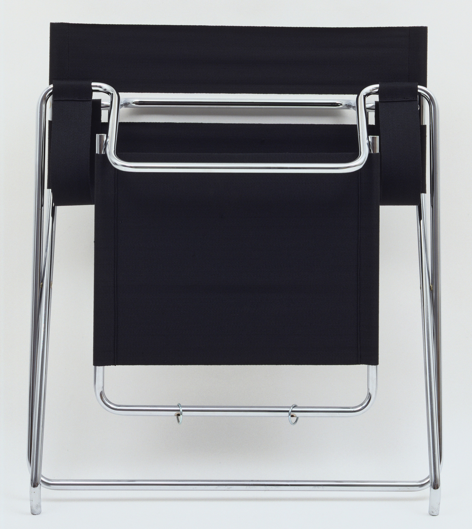 Marcel Breuer. Folding Armchair (model B4). Designed 1927 (this example 1980)