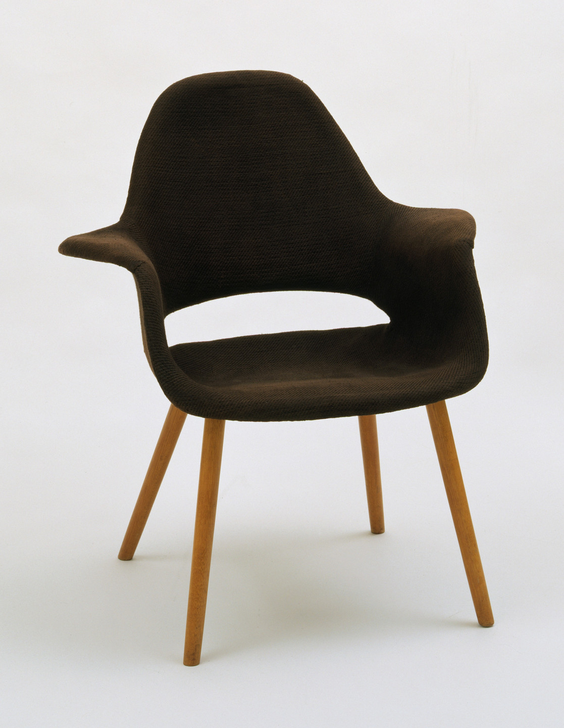 Charles Eames, Eero Saarinen, Marli Ehrman. Low-Back Armchair. 1940