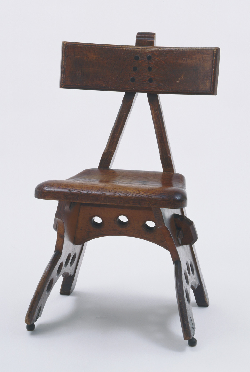 Edward Welby Pugin. Chair. 1870