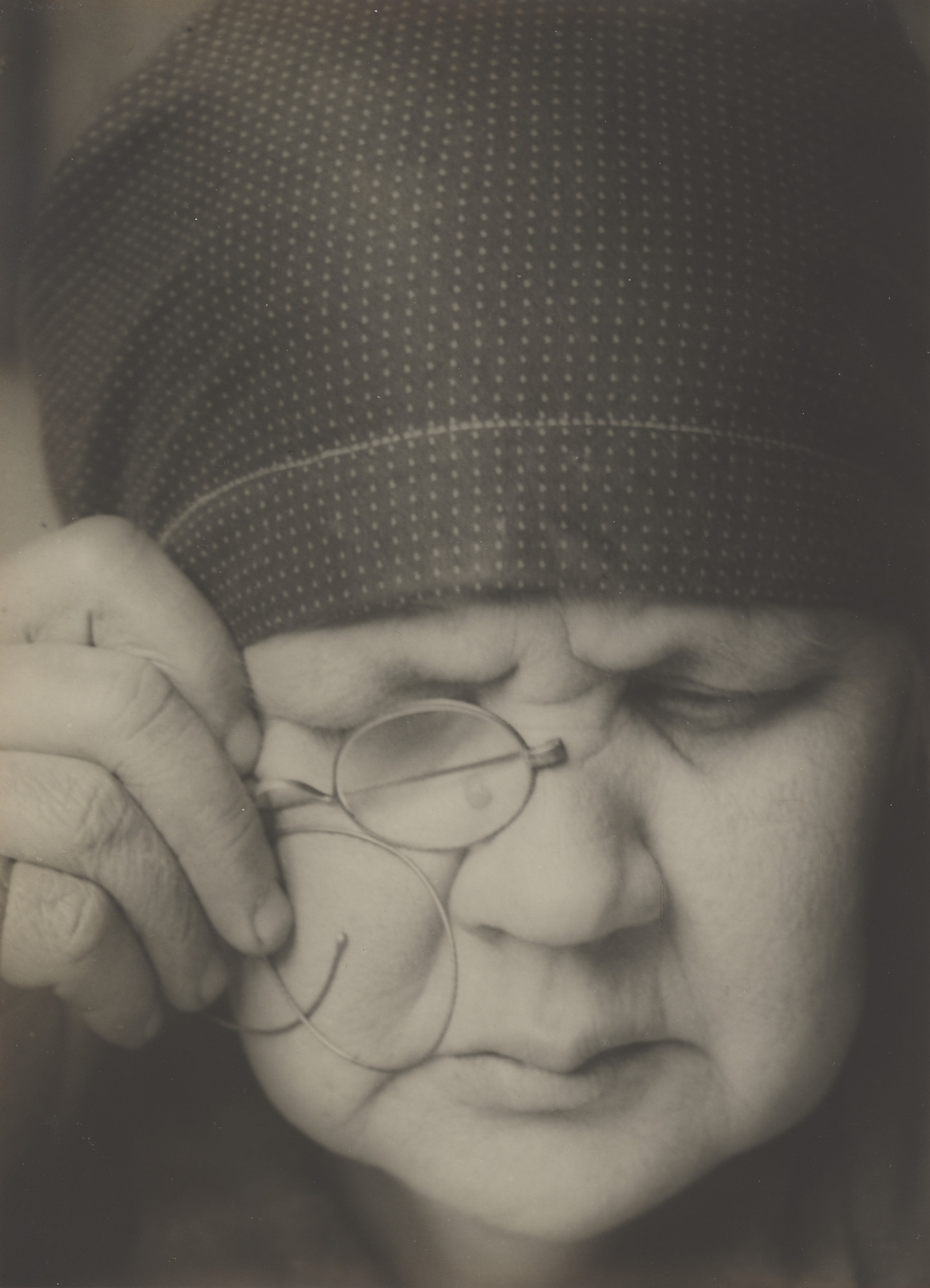 Aleksandr Rodchenko. Mother. 1924