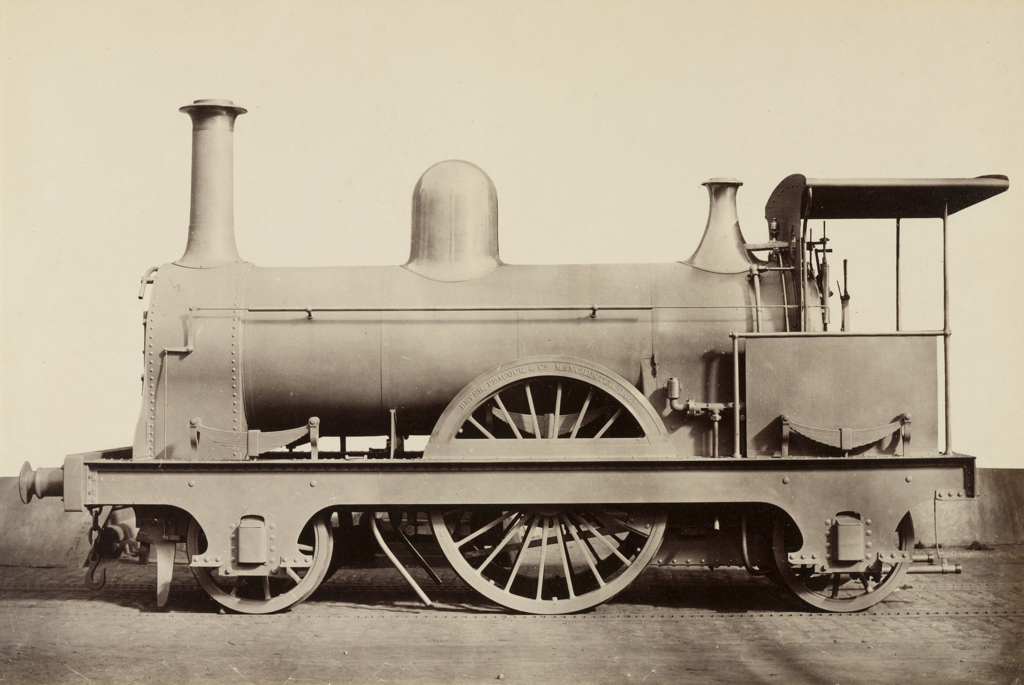 James Mudd. New South Wales Government Railway. 1865