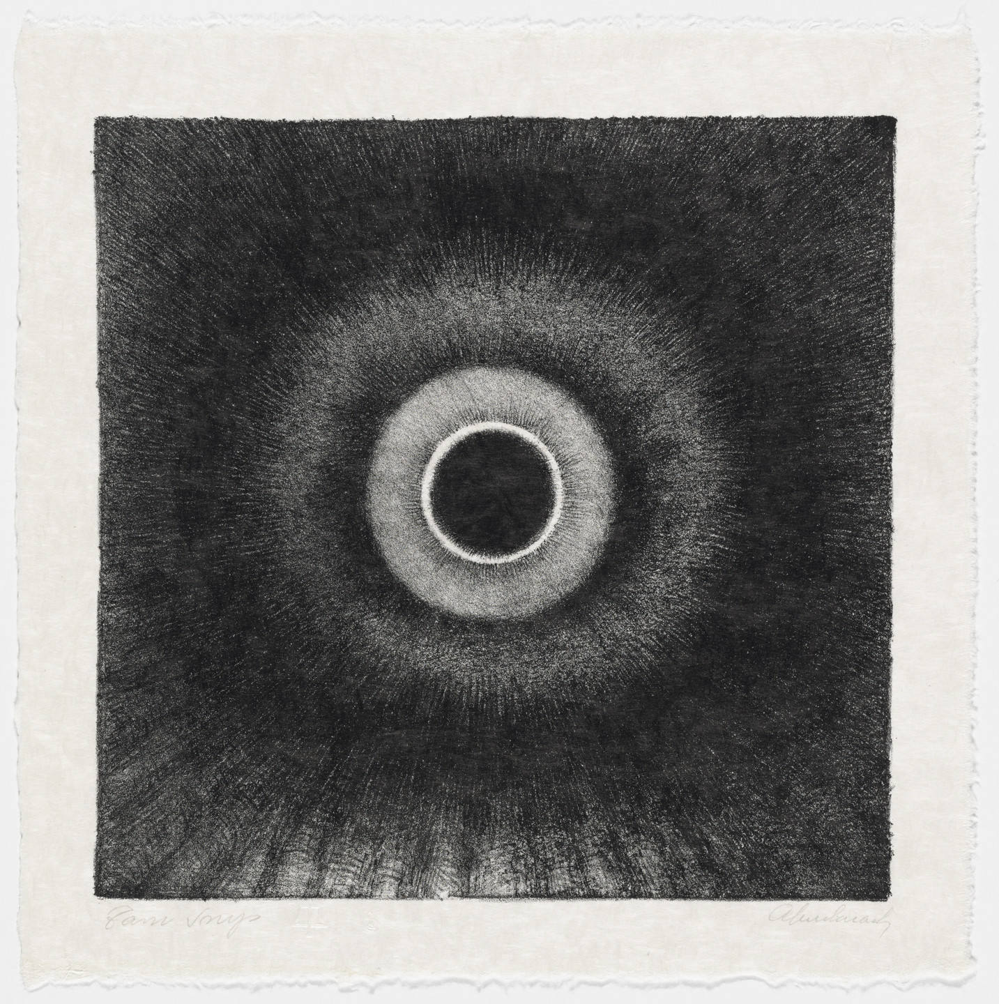 Rodolfo Abularach. Untitled. November 2-9, 1966