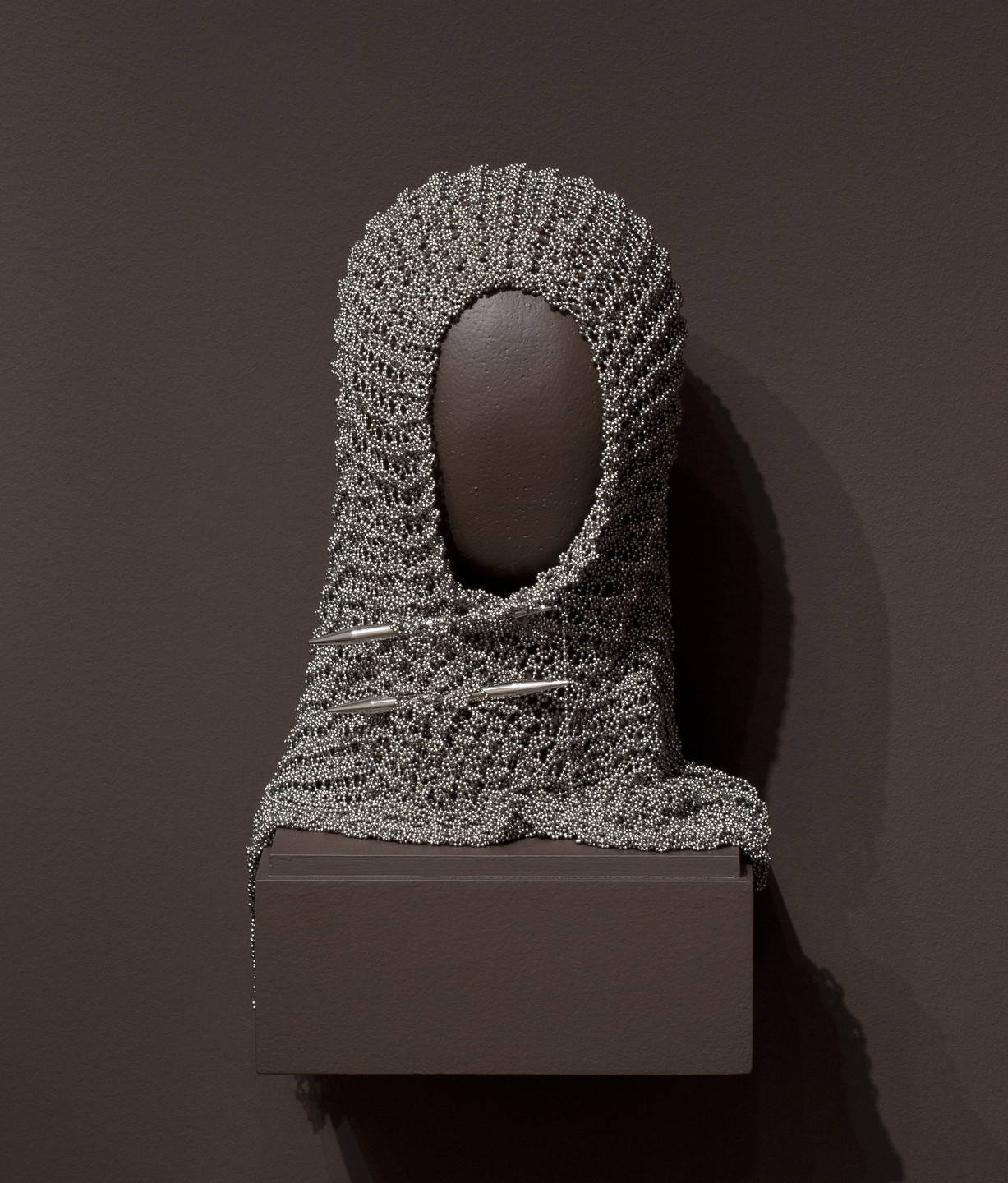 Galya Rosenfeld, Bezalel Academy of Art and Design. Headscarf. 2003