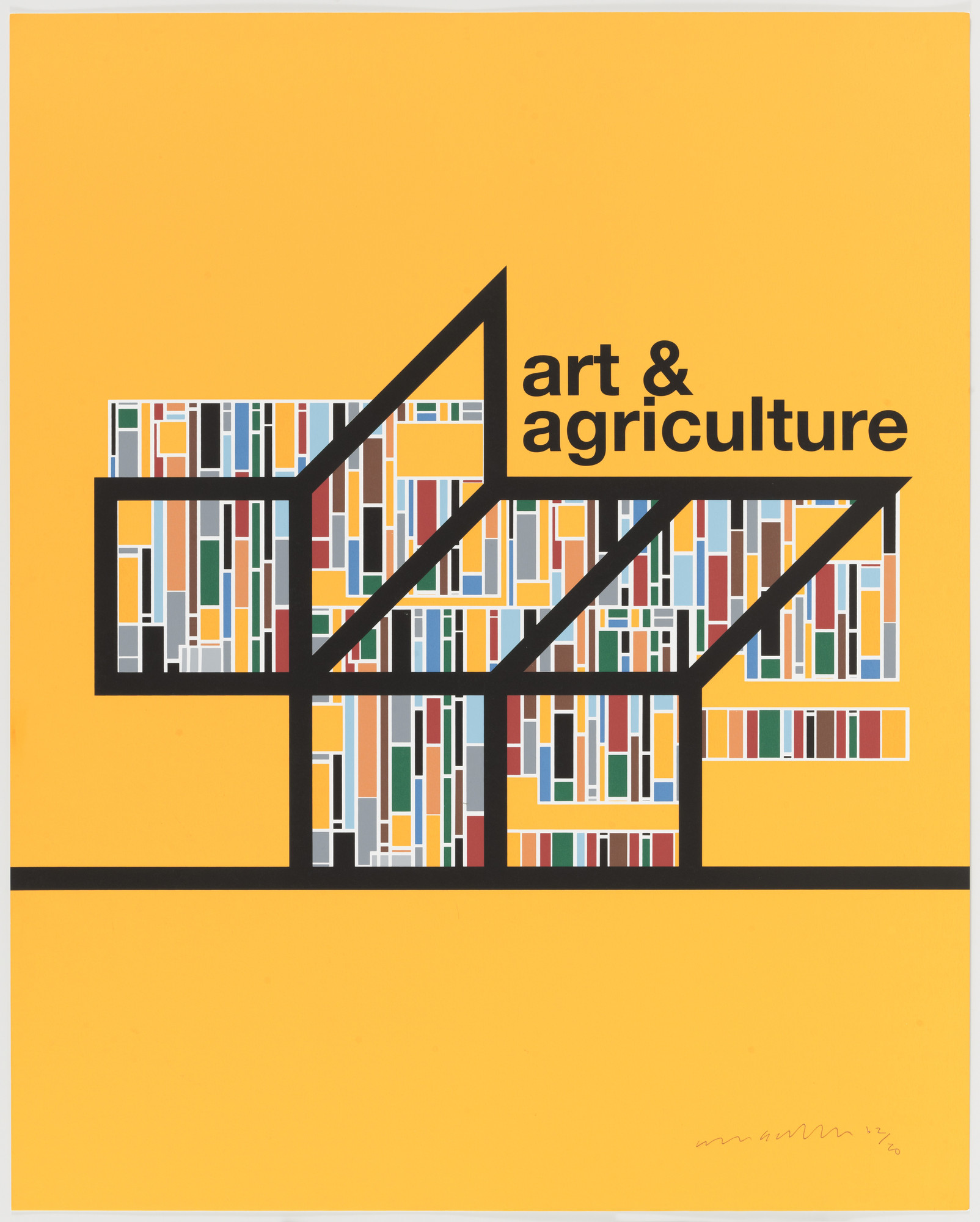 Liam Gillick. Agriculture, Anarchy, Chemistry, Dentistry, Fishing, Plumbing. 2011