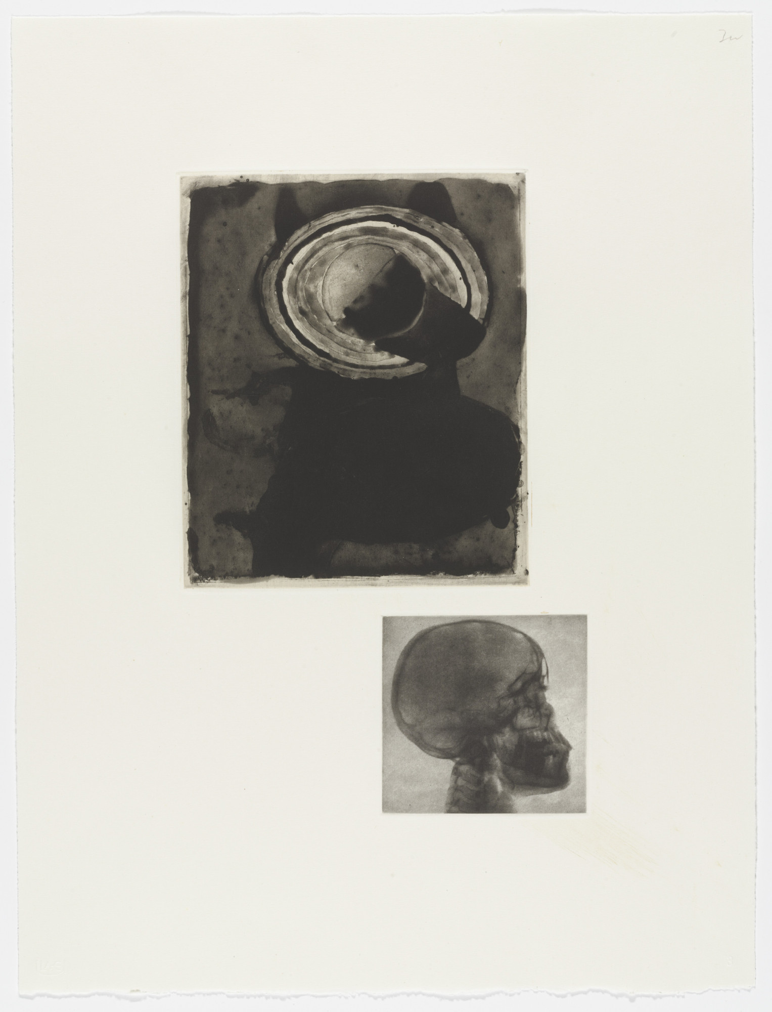 Terry Winters. Fourteen Etchings 3. 1989