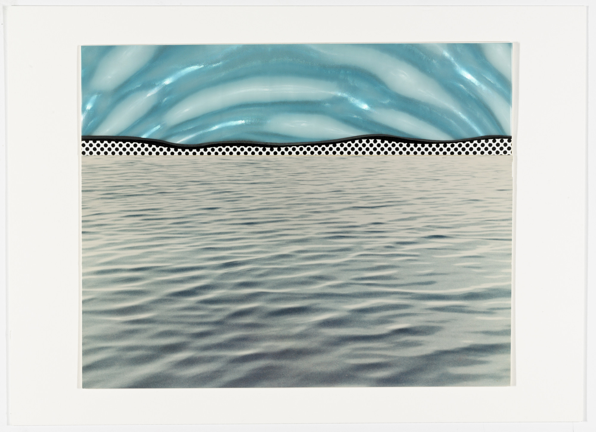 Roy Lichtenstein. Landscape 6 from Ten Landscapes. 1967