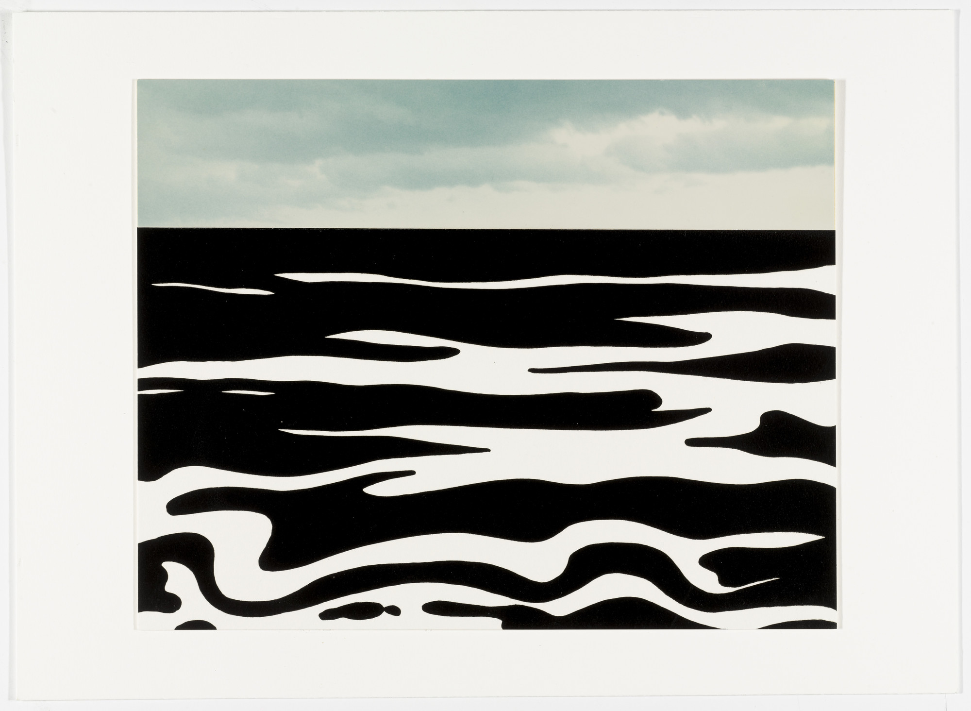 Roy Lichtenstein. Landscape 9 from Ten Landscapes. 1967