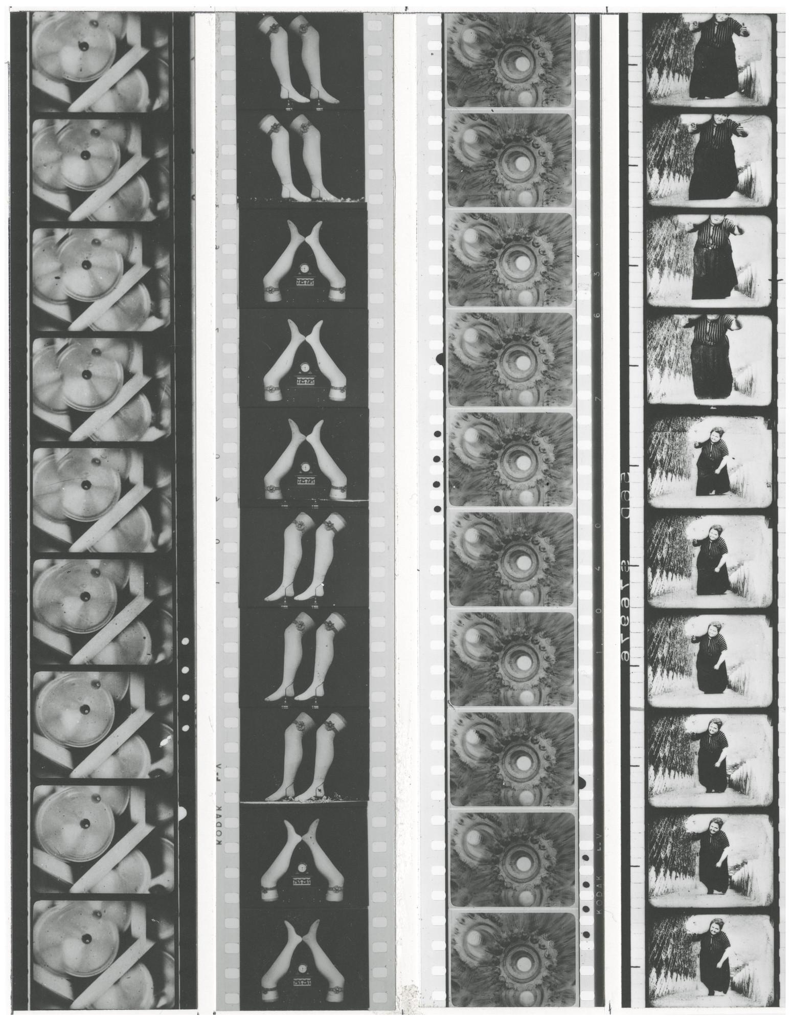 Fernand Léger  Ballet mécanique  1924 | MoMA