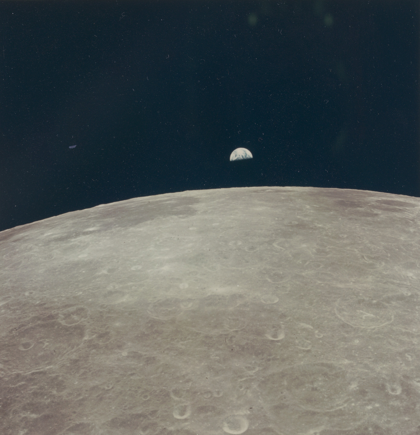 NASA. Untitled photograph from the Apollo 11 mission. July 1969