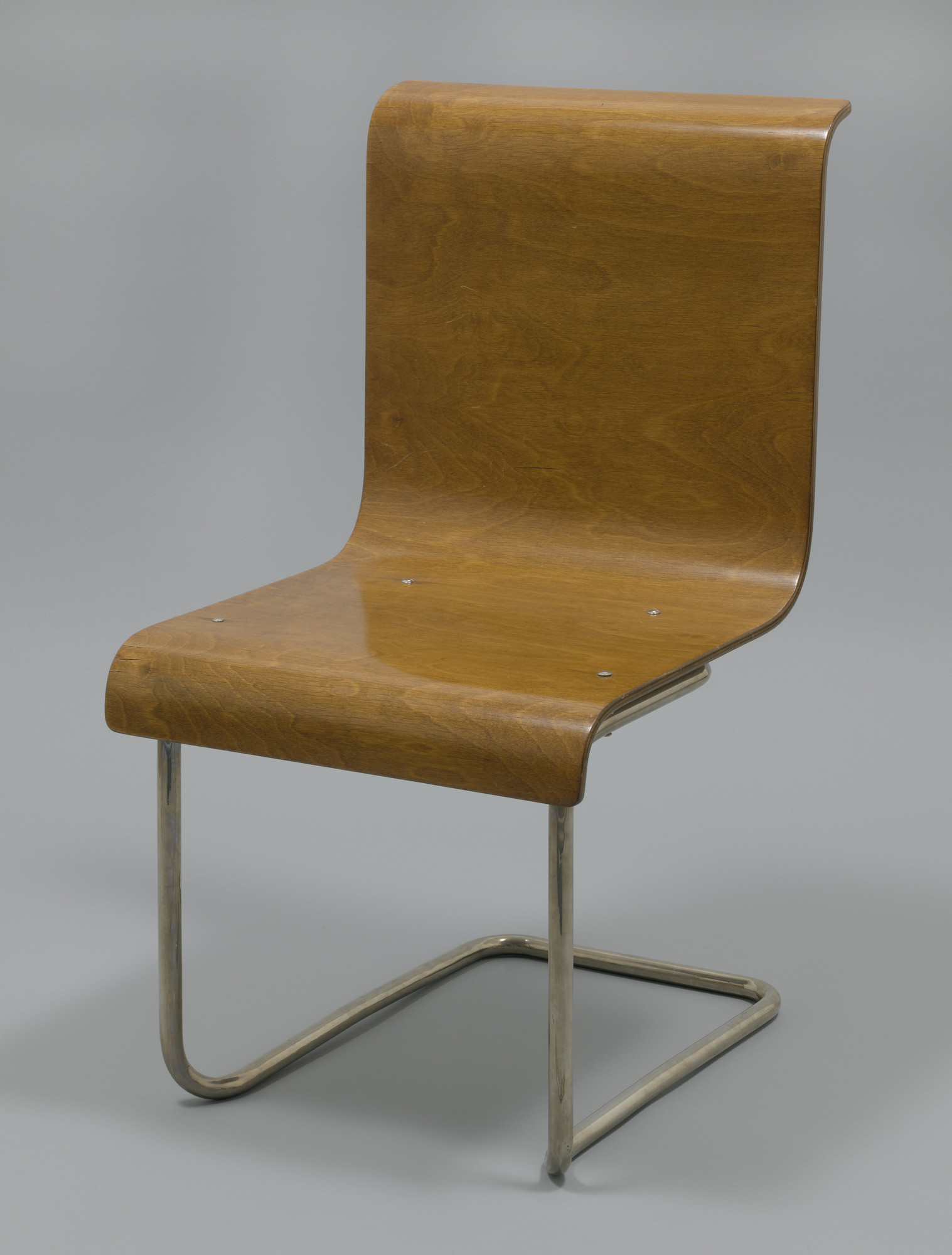 Alvar Aalto. Cantilevered Stacking Side Chair. 1930