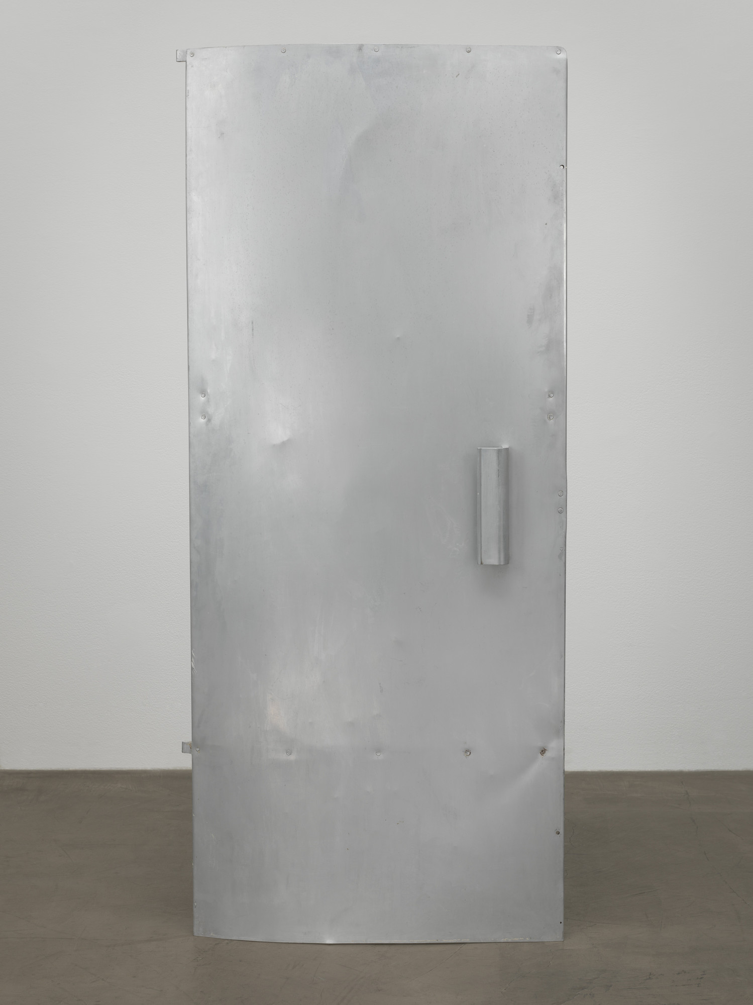 Charlotte Perriand, Le Corbusier (Charles-Édouard Jeanneret). Shower door from the Maison du Brésil. 1959