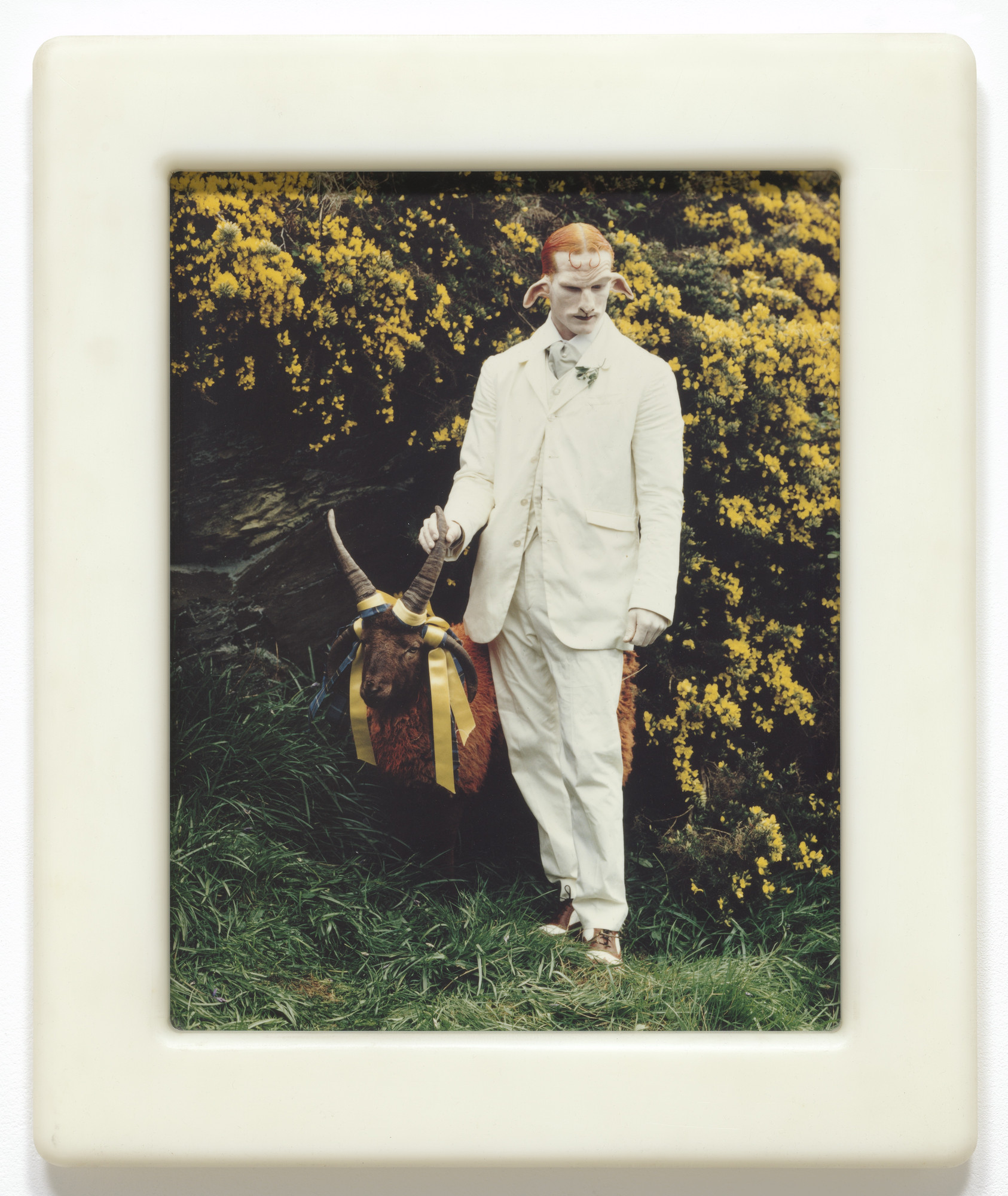 Matthew Barney. Cremaster 4: Loughton Manual. 1994