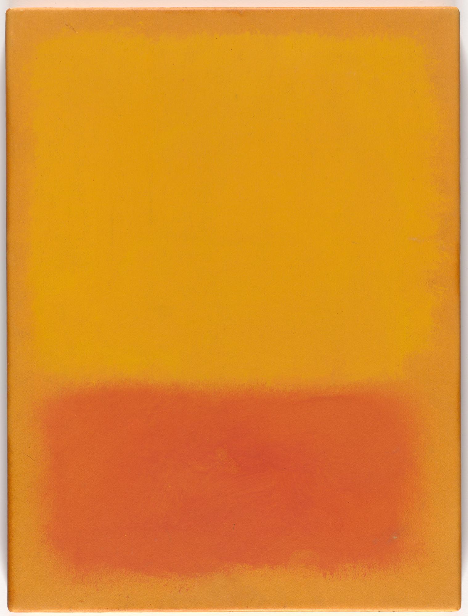 foto de Mark Rothko. Untitled. (1968) | MoMA