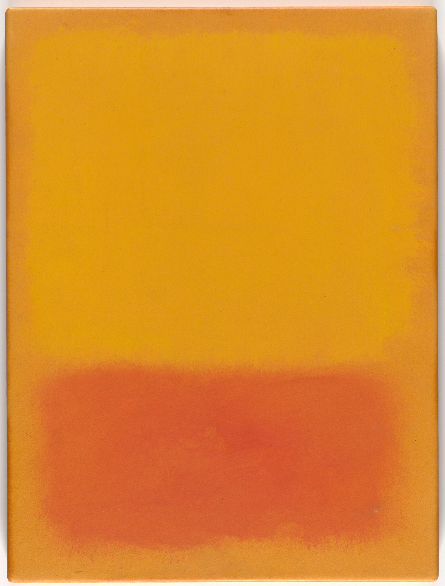 Mark Rothko. Untitled. (1968)