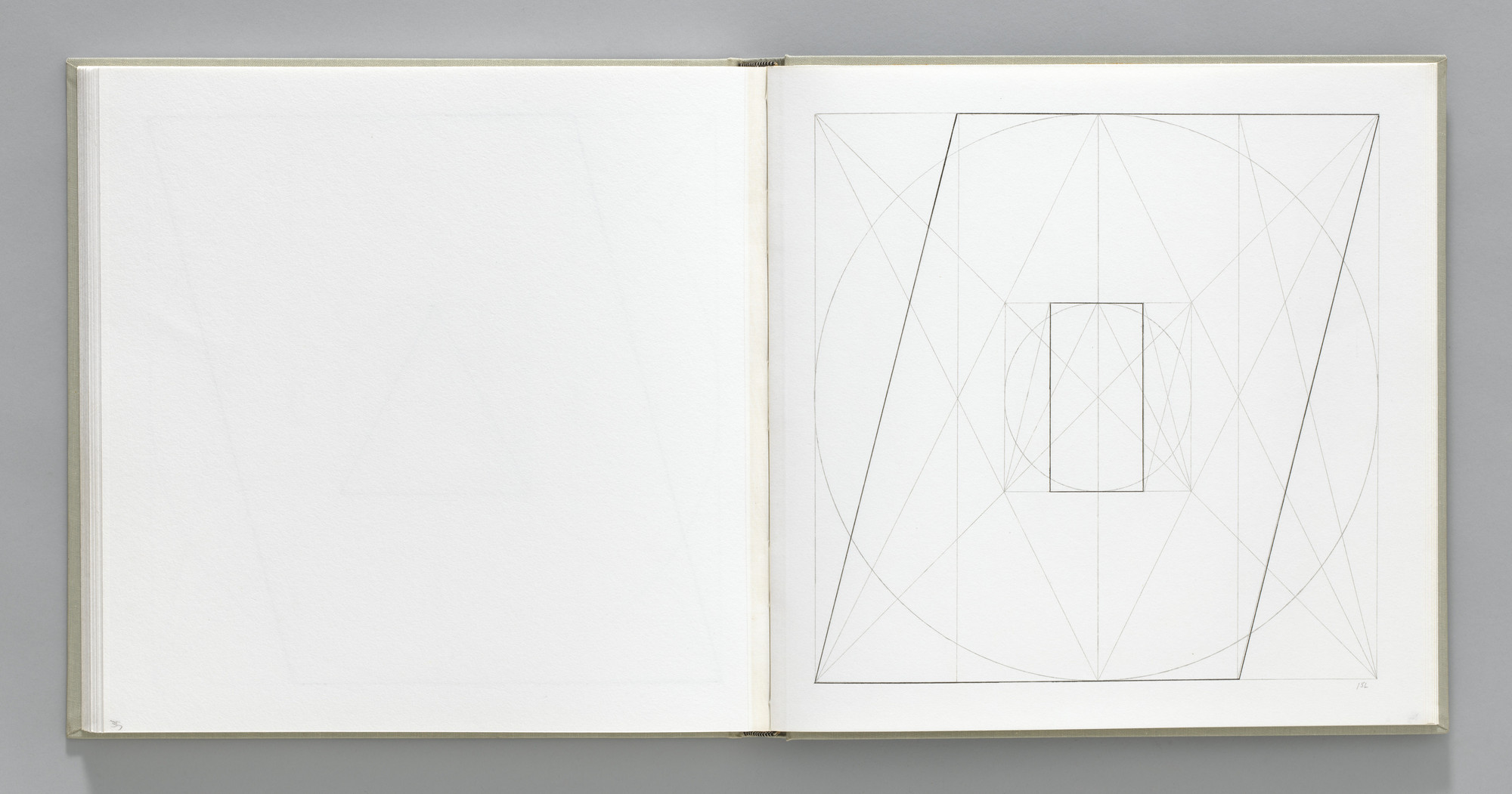 Sol LeWitt. Plate (folio 37) from Geometric Figures within Geometric Figures. 1976 | MoMA