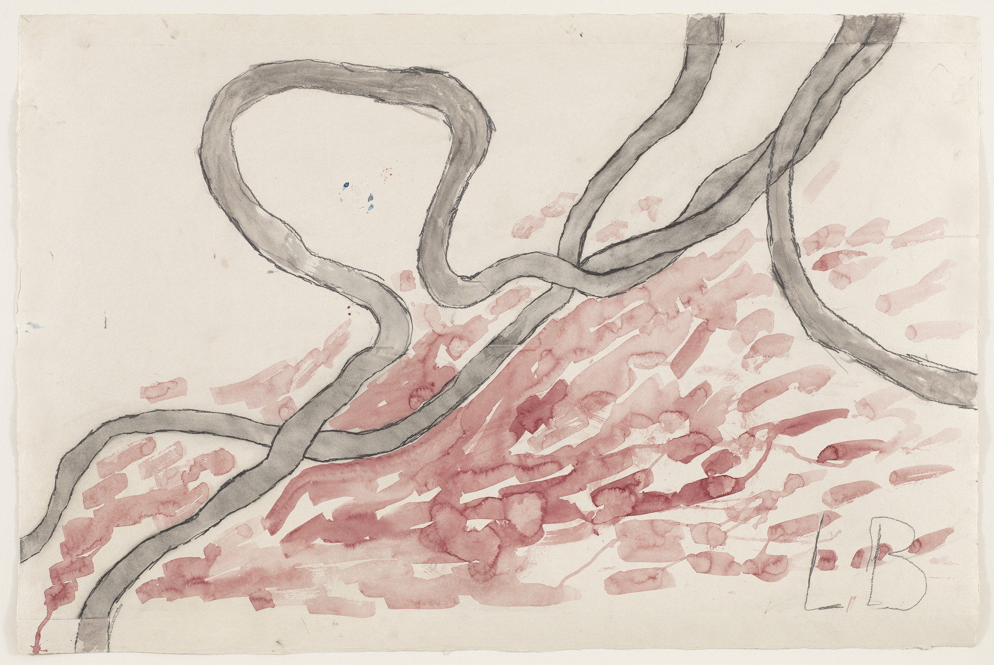 Louise Bourgeois. Untitled, no. 4 of 14, from À l'Infini (set 1). 2008