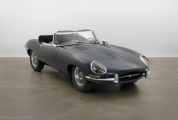 Sir William Lyons, Malcolm Sayer, William M. Heynes. E-Type Roadster. designed 1961 (this example 1963)
