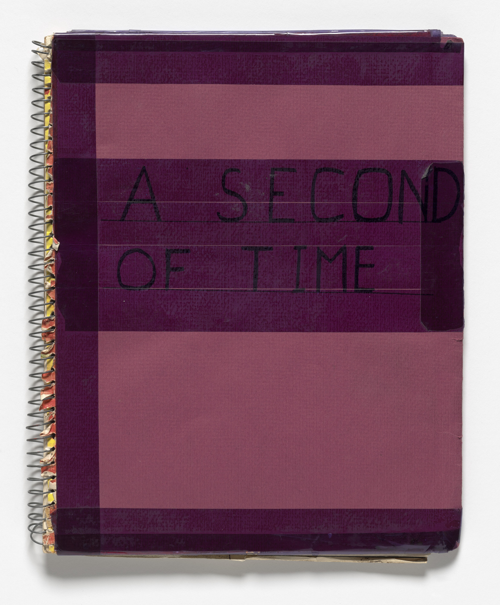 Kathy Acker. A Second of Time. 1978