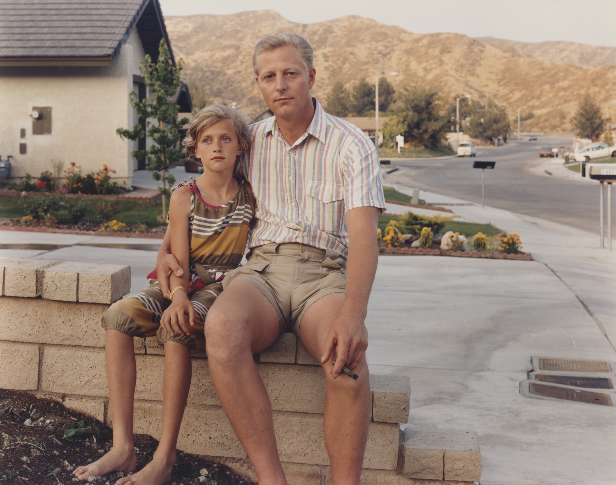 Joel Sternfeld. Canyon Country, California. June 1983