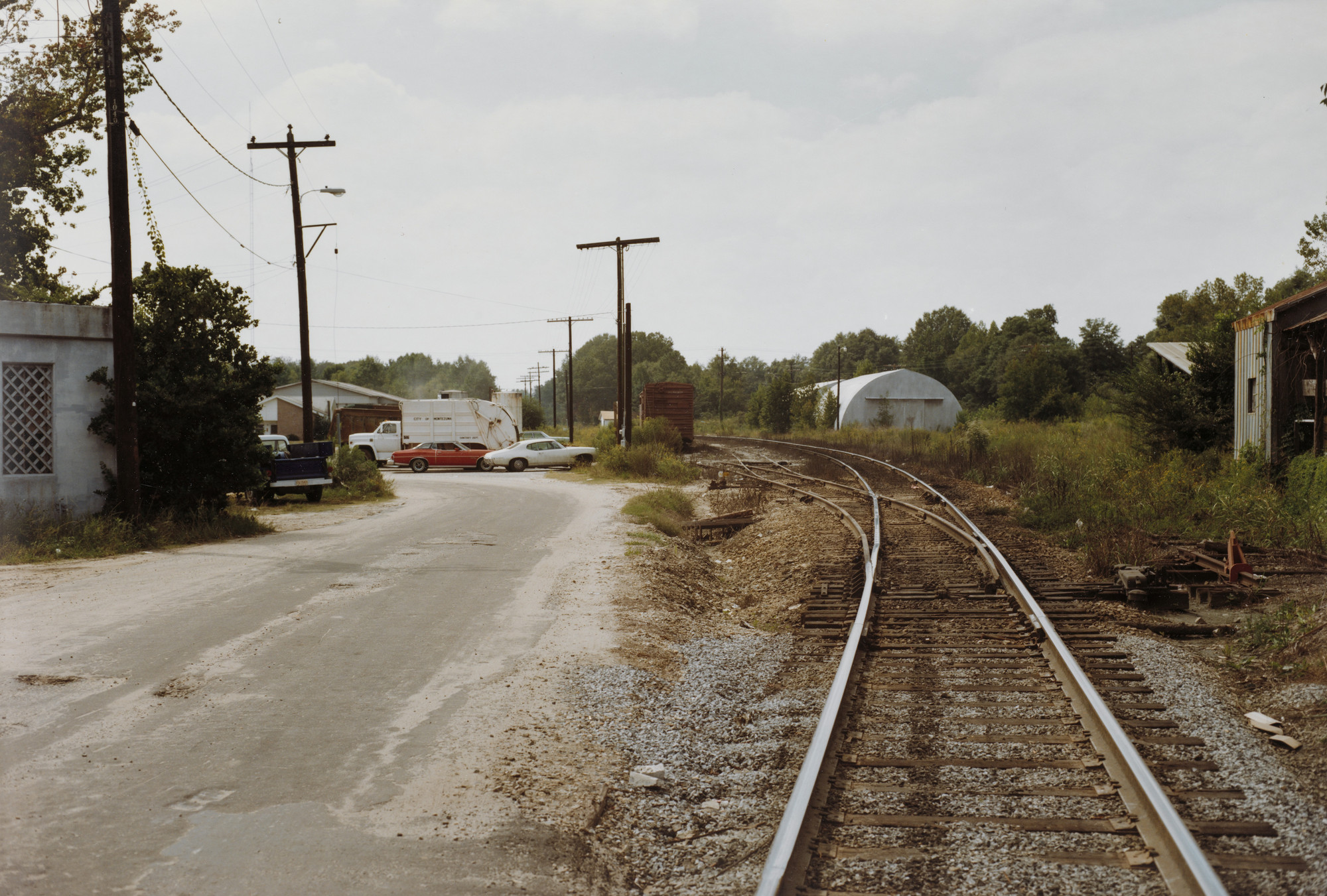 William Eggleston. Montezuma, Georgia. 1976