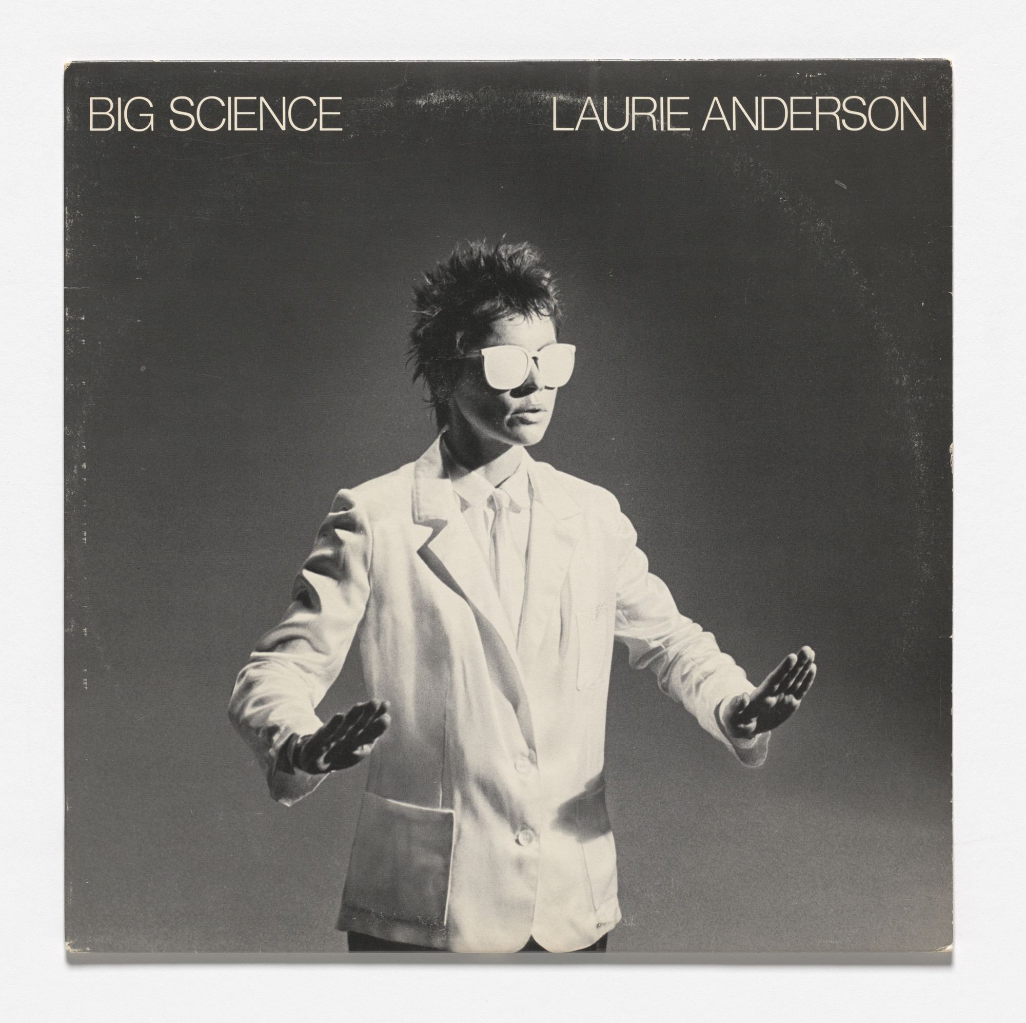 Laurie Anderson. Big Science. 1982