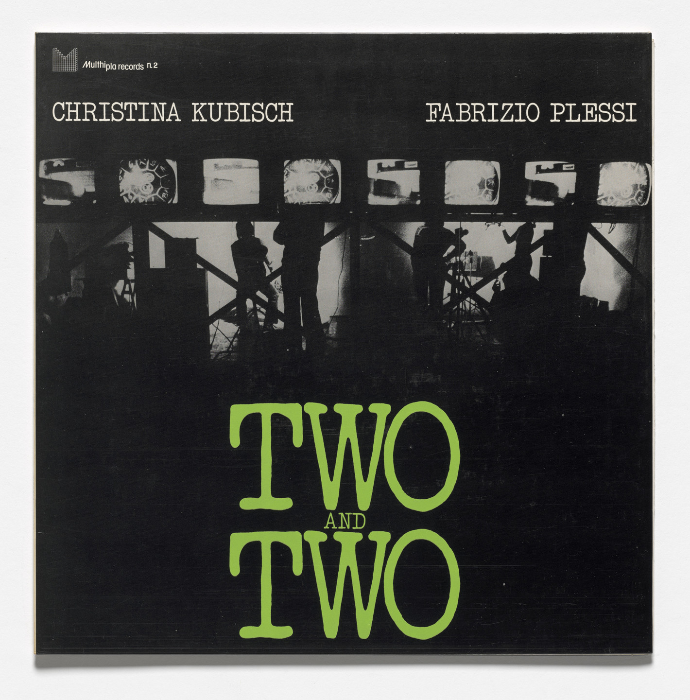 Christina Kubisch, Fabrizio Plessi. Two and Two. 1976