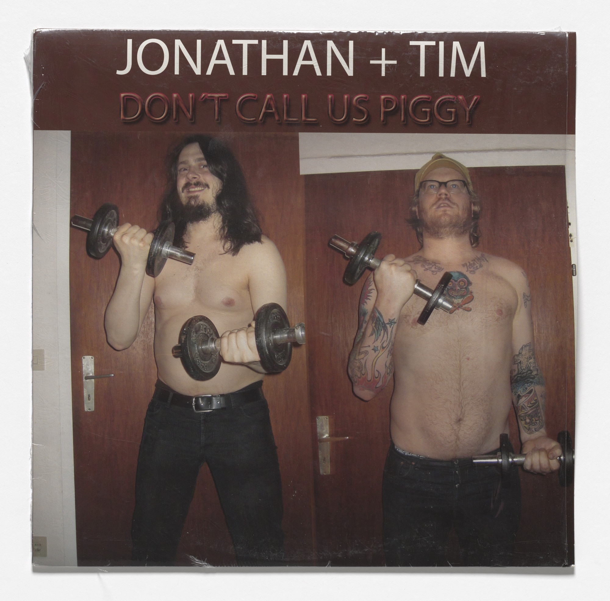 Tim Berresheim, Jonathan Meese. Don't Call Us Piggy. 2008
