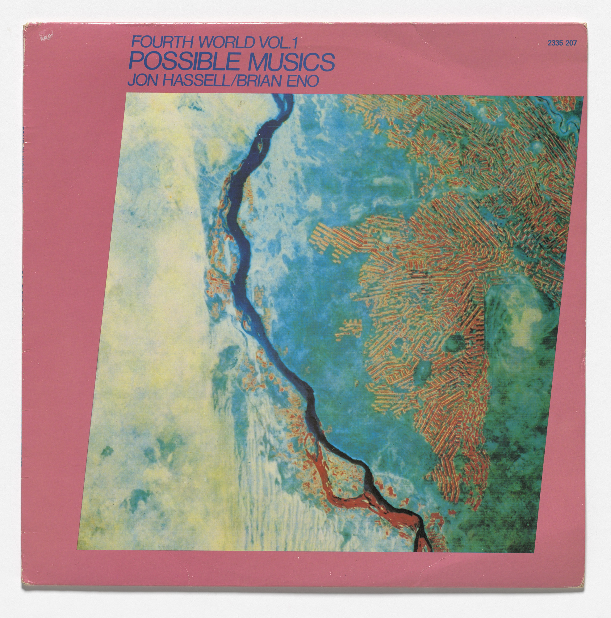 Brian Eno, Jon Hassell. Fourth World Vol 1 - Possible Musics. 1980