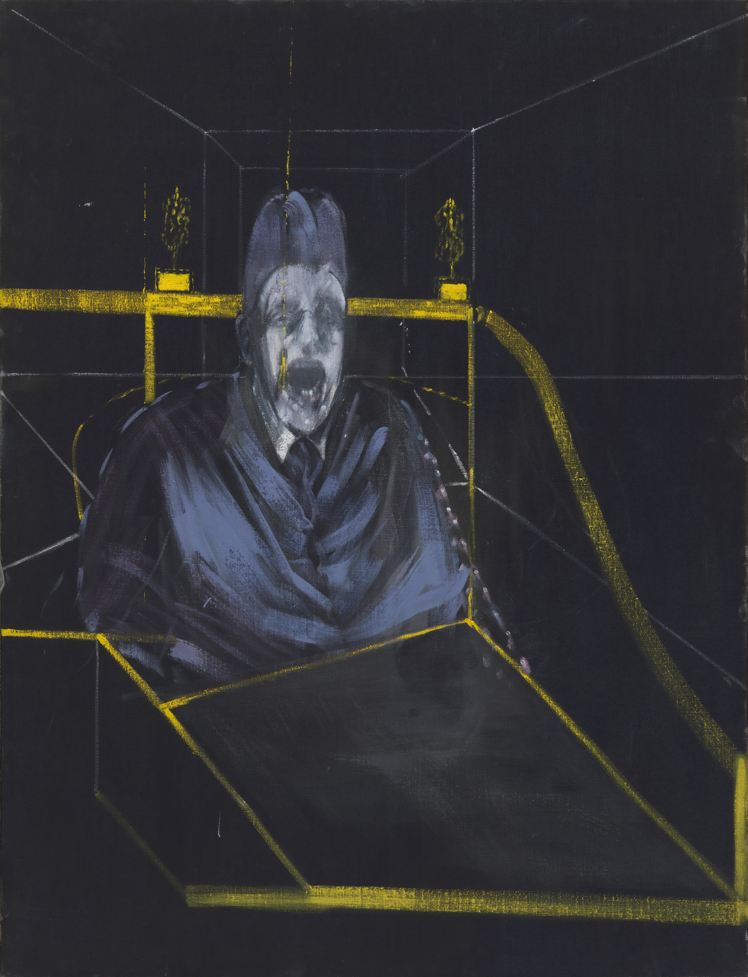Francis Bacon. Study for Portrait VII. 1953