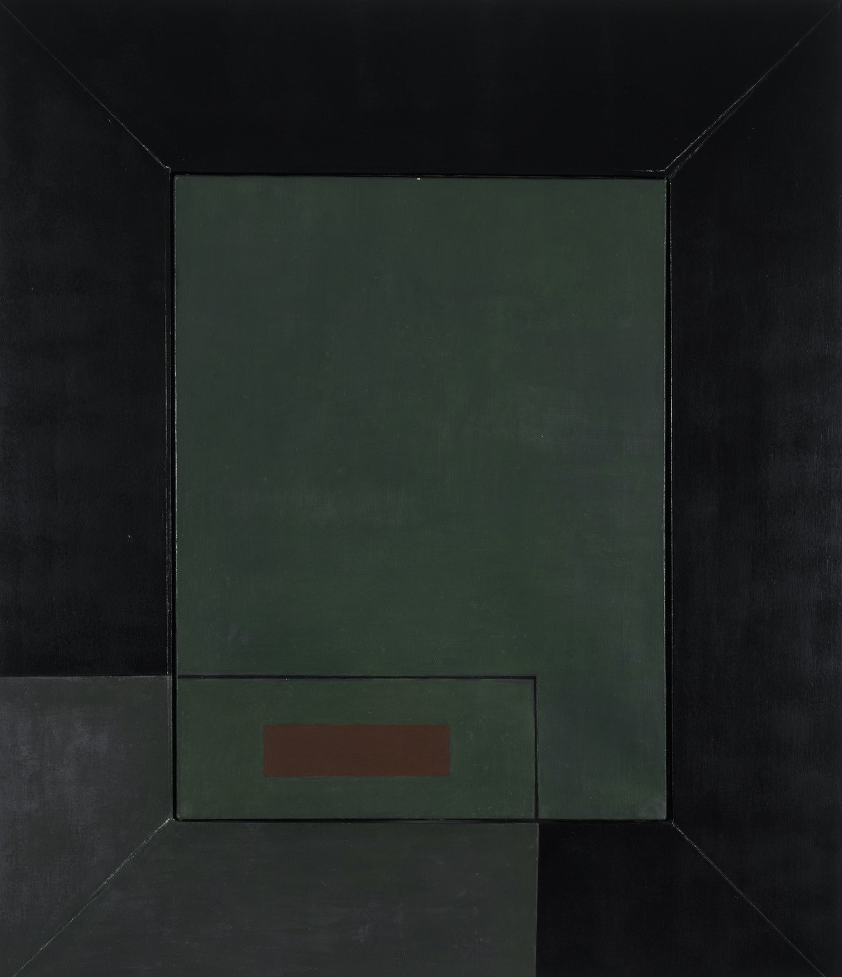 Lygia Clark. Breaking the Frame. Composition no. 5. 1954