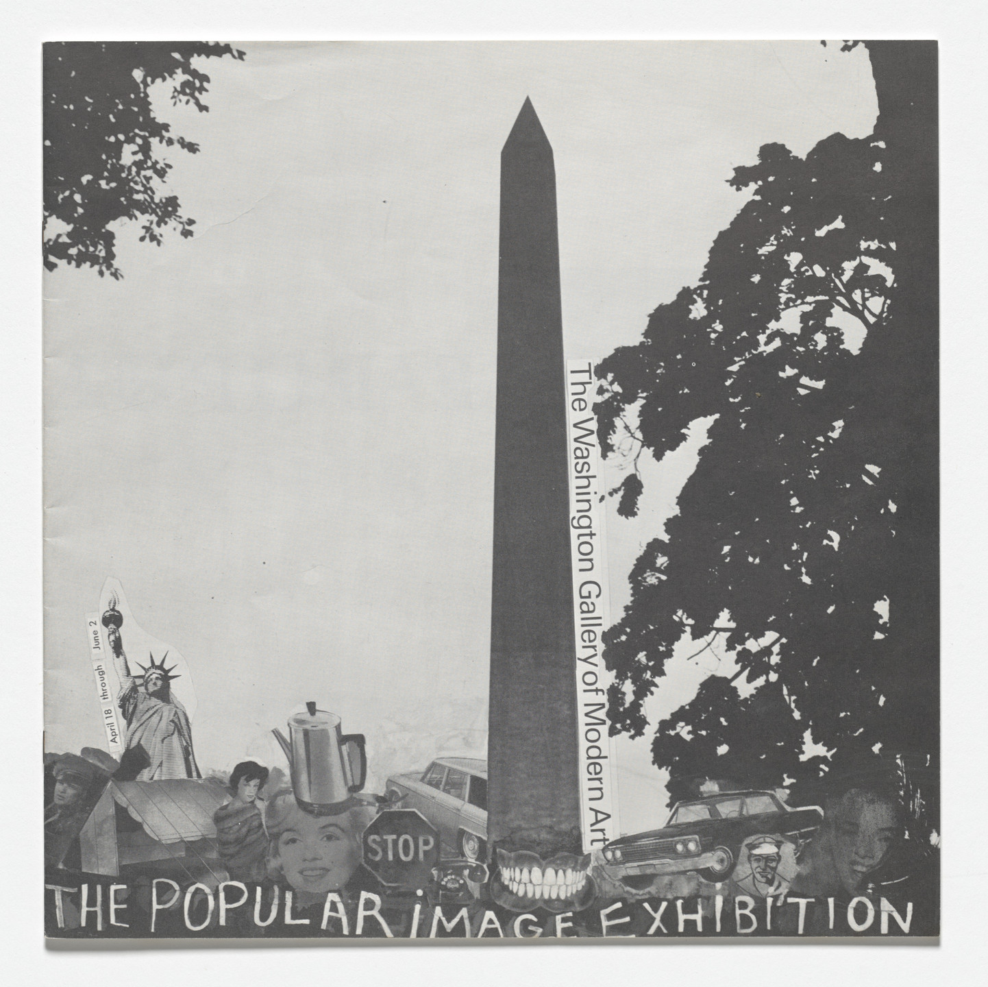 Various Artists. The Popular Image Exhibition. 1963
