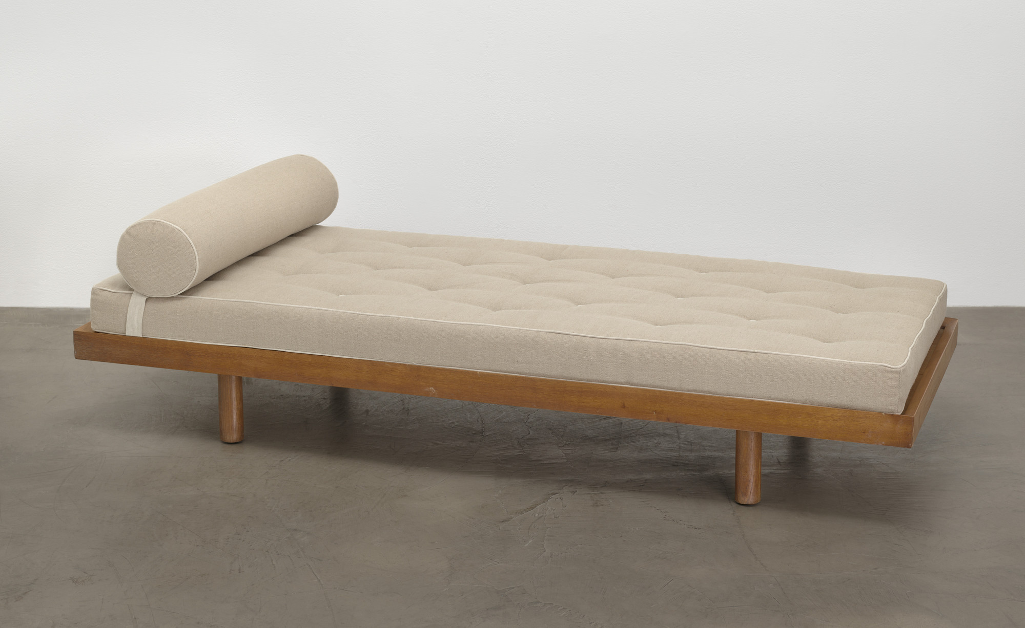 Charlotte Perriand, Le Corbusier (Charles-Édouard Jeanneret). Daybed from the Maison du Brésil. 1959