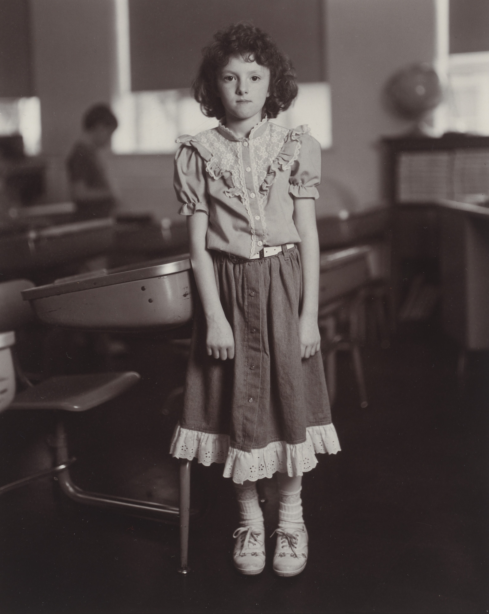Judith Joy Ross. Virginia Merola, A.D. Thomas Elementary School, Hazleton, Pennsylvania. 1993