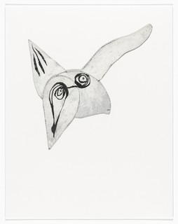 Self-Portrait as Bird
