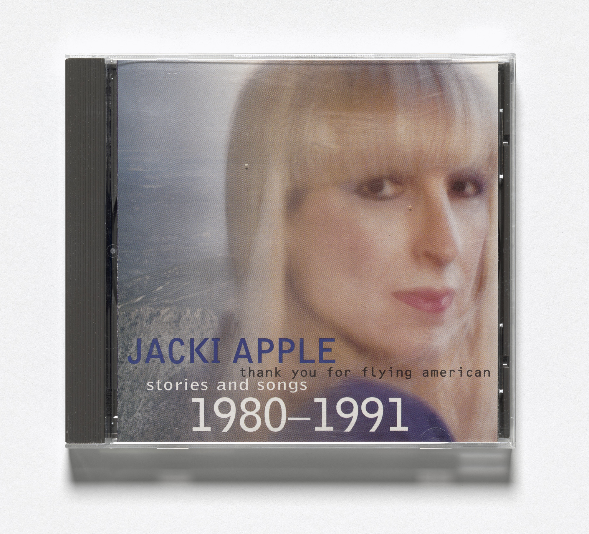 Jacki Apple. Thank You For Flying American: stories and songs 1980-1991. 1994